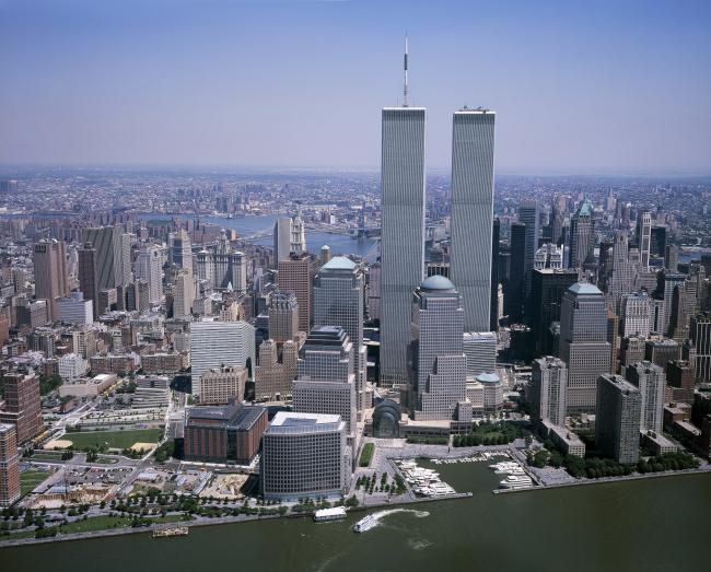 World Trade Center complex (Wikipedia)